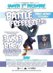 Battle Freeeeze ! #2 okk