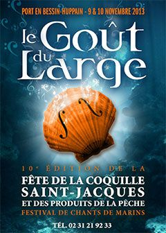 Index voyages en france le blog de calou passion du - Fete de la coquille st jacques port en bessin ...