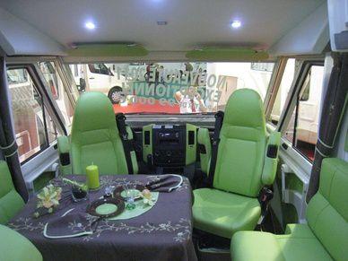 Salon des vehicules de loisirs 2010 au bourget le blog de calou passion du camping car - Salon de la caravane au bourget ...