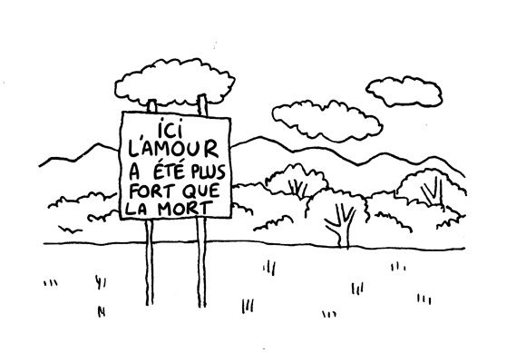 amour fort mort