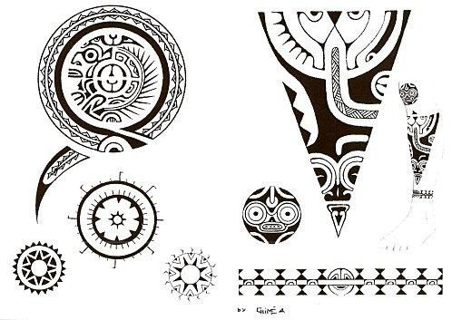 motifs tatouages polynesiens cyrilnature. Black Bedroom Furniture Sets. Home Design Ideas