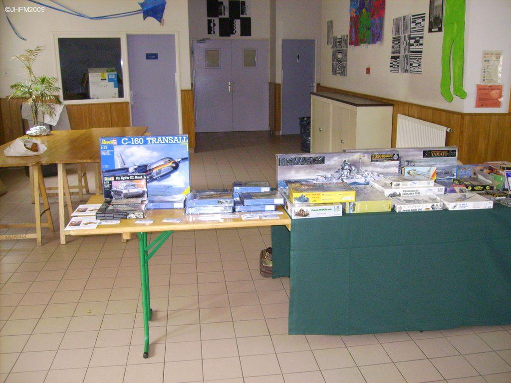 Toutes les photo de l'expo du 14 juin 2009 à Neuville aux bois