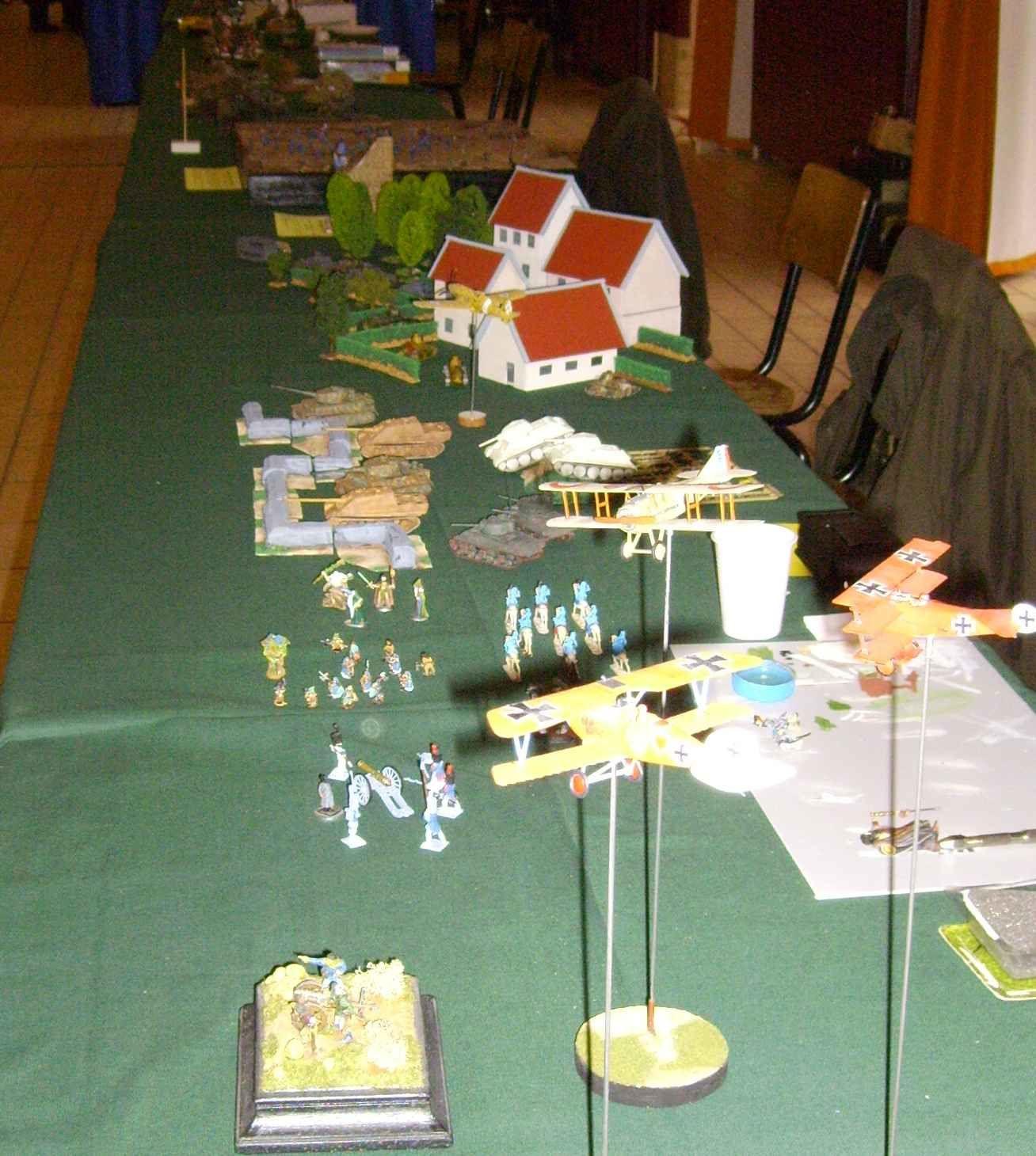 Exposition du 28 02 2009 au 1 03 2009 à Pithiviers