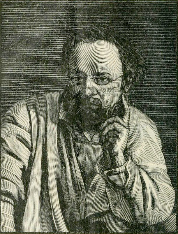 incisione Proudhon