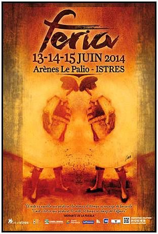 ISTRES 2014 Affiche