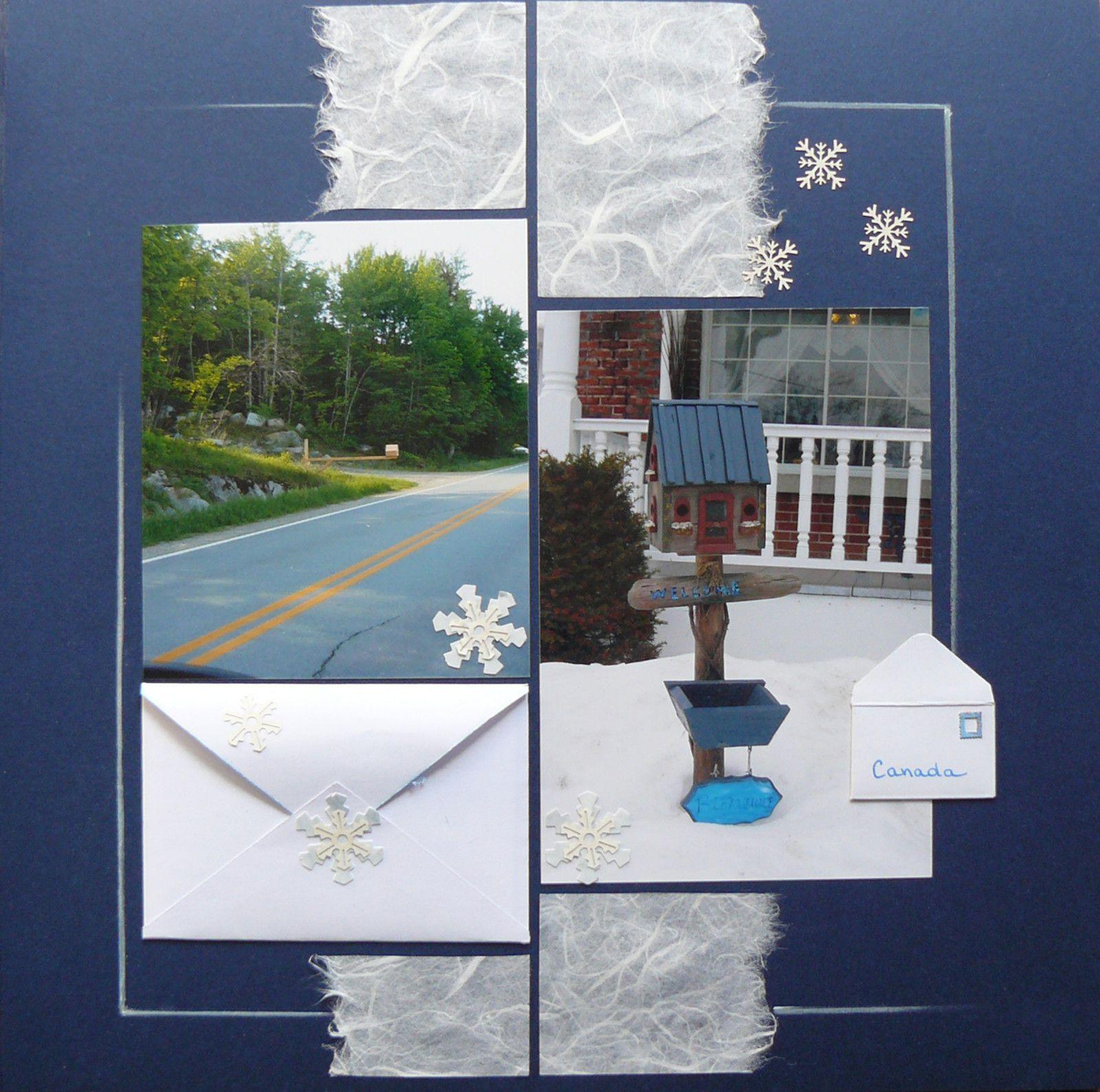 Canada :boîtes aux lettres