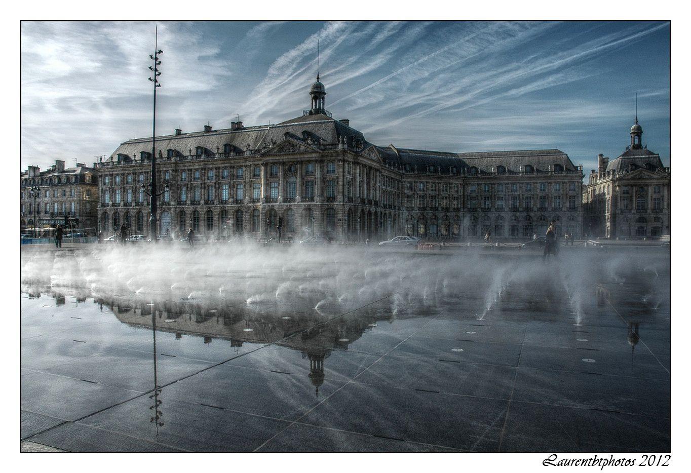 Bordeaux le miroir le blog de lolob for Laurent voulzy le miroir