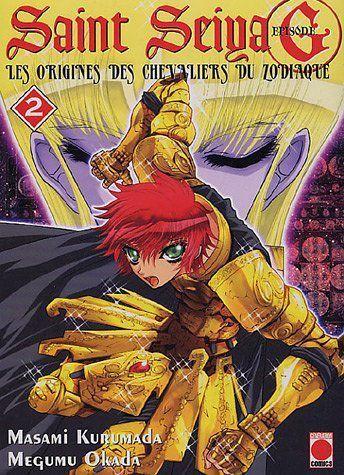 Saint Seiya EpisodeG tome2