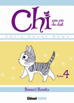 chi une vie de chat tome 4