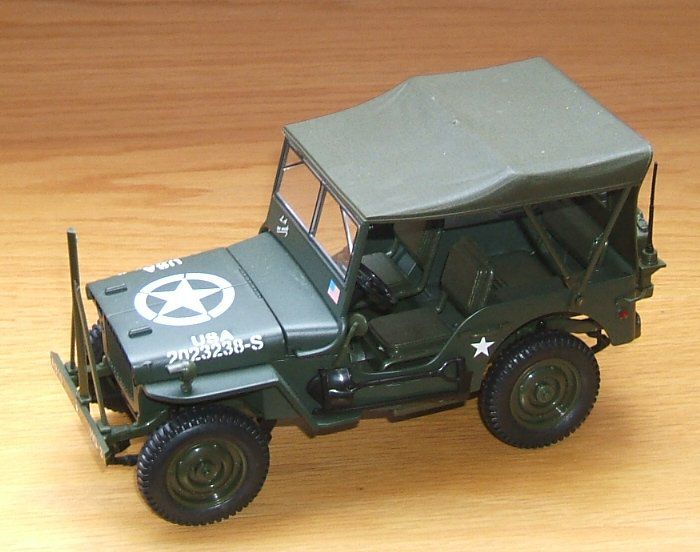 jeep willys de l 39 us army solido. Black Bedroom Furniture Sets. Home Design Ideas
