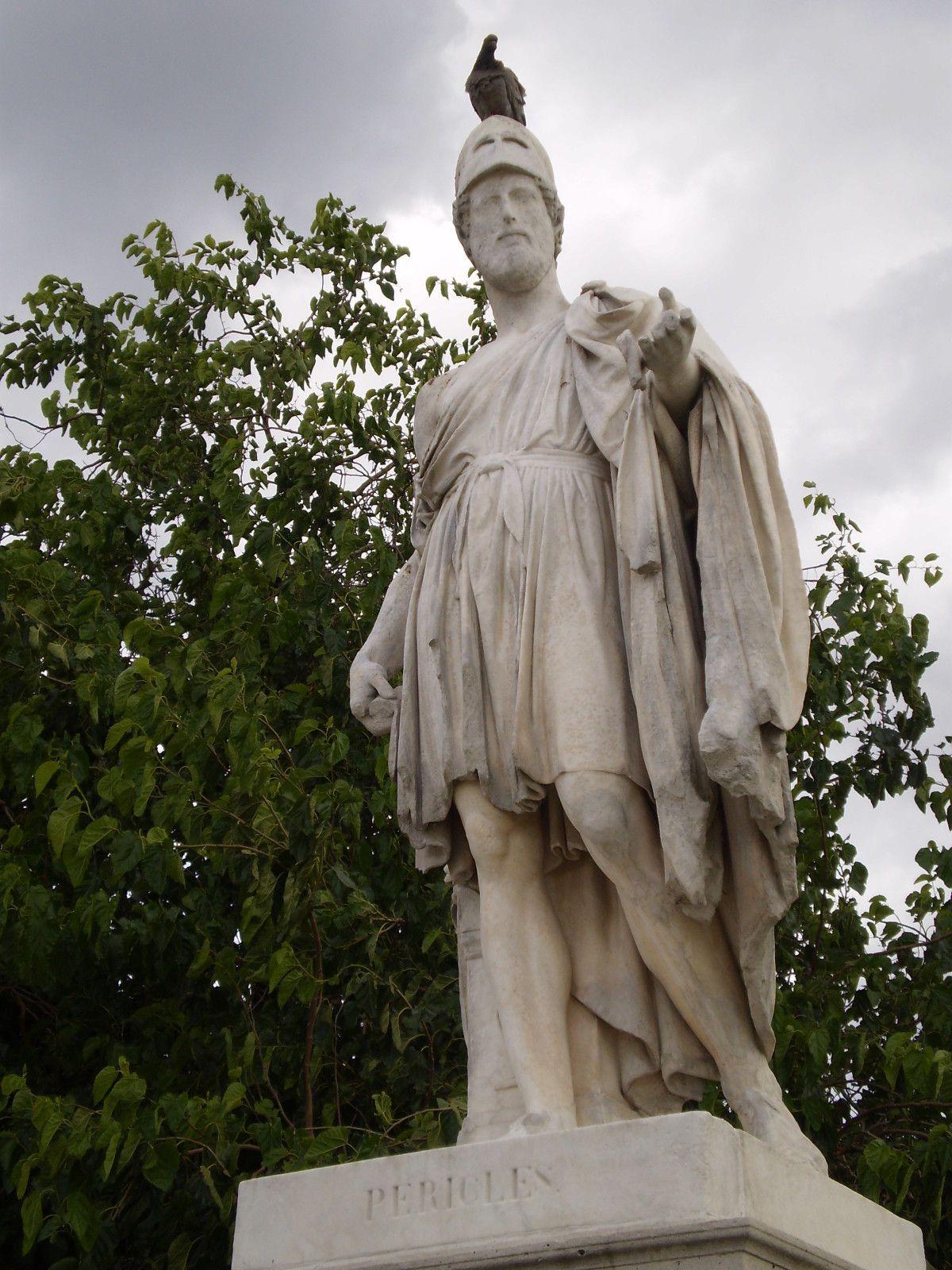 Le blog de anne chabanelle - Statues jardin des tuileries ...