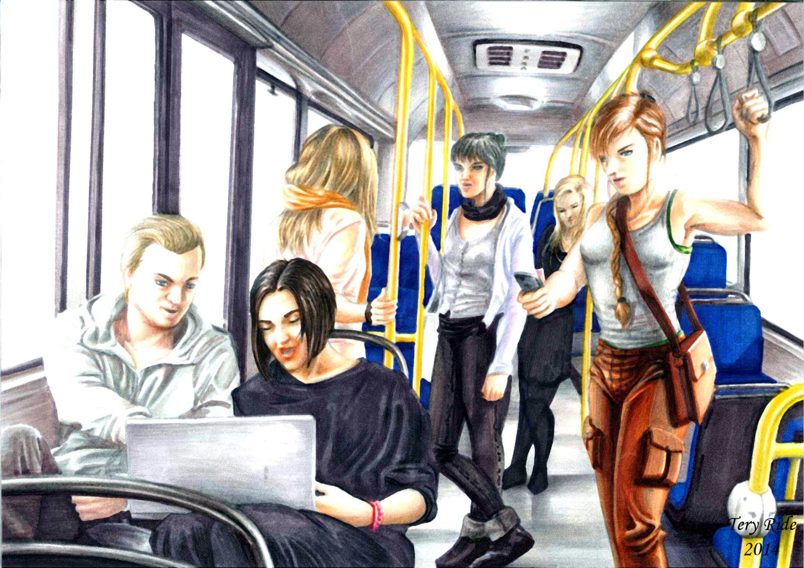 Lara Everyday - Bus
