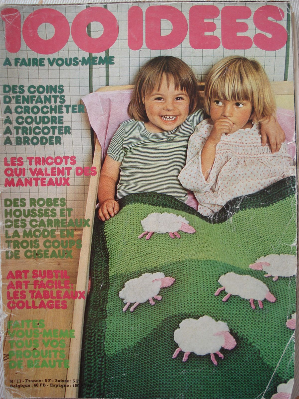 modele tricot 100 idees