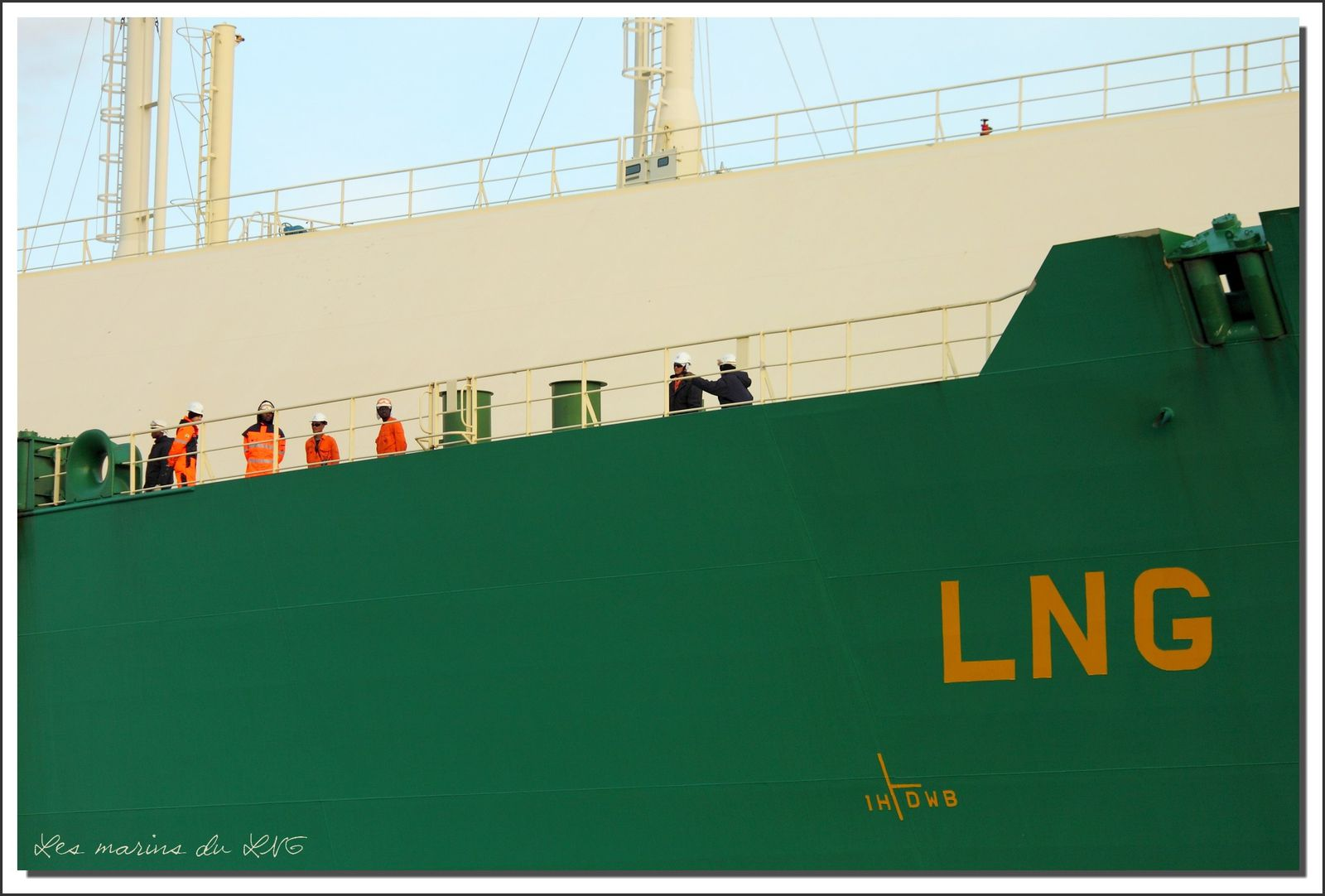 Album - LNG River Orashi