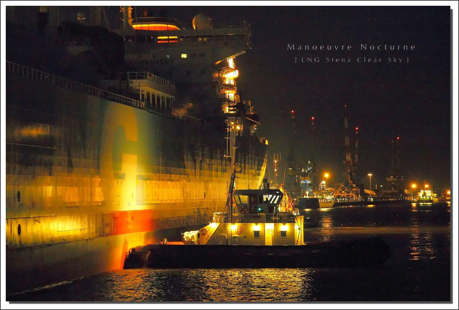Album - LNG Stena Clear Sky