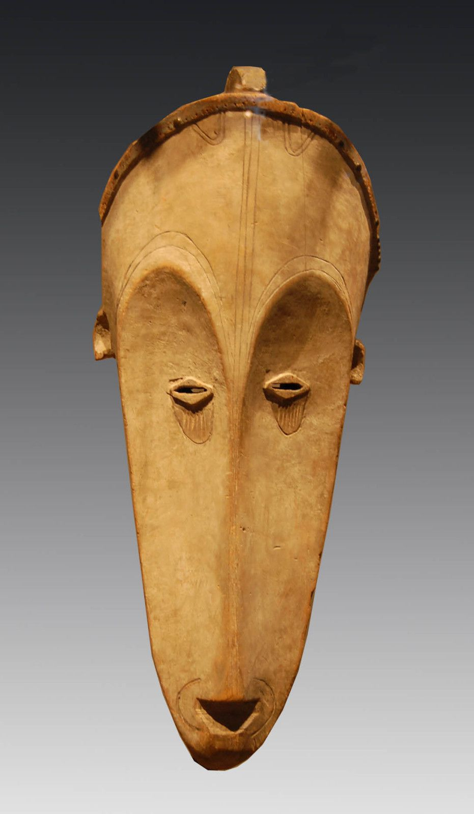 masque africain musee