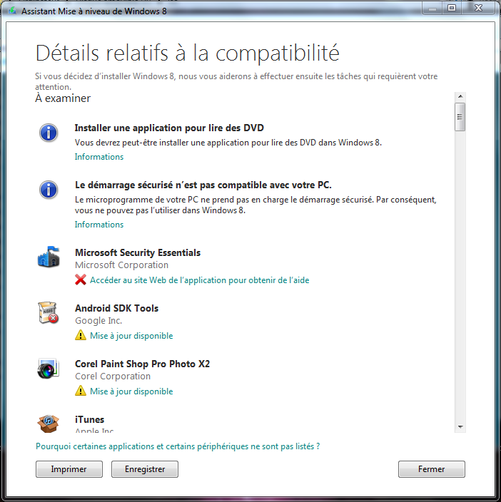 Application windows 8 rencontre