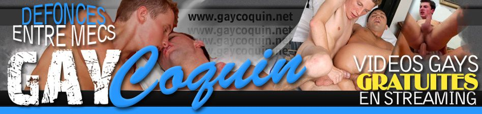 video gay coquin