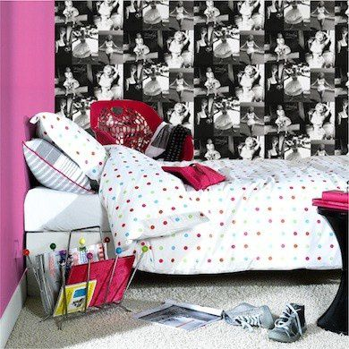 papierpeint9 papier peint maryline monroe. Black Bedroom Furniture Sets. Home Design Ideas