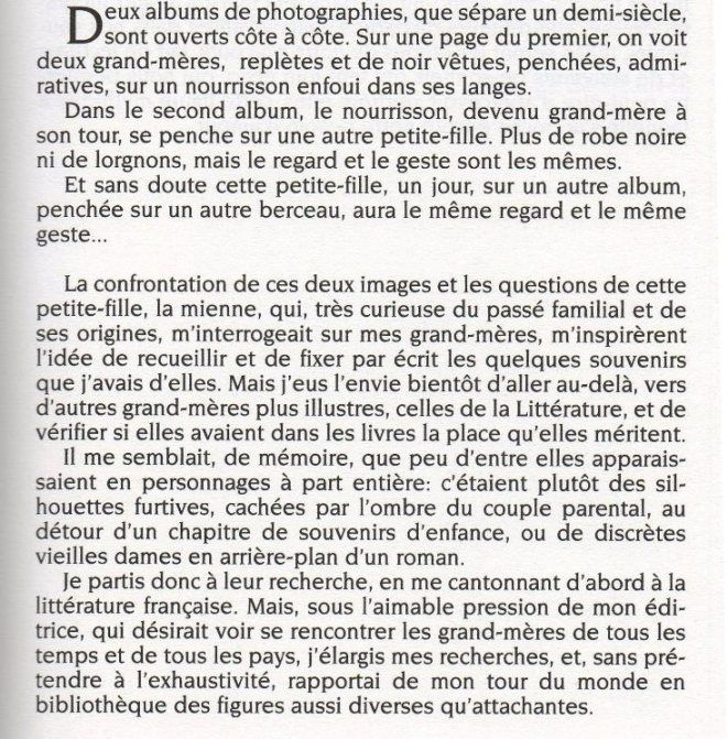 grands-m u00e8res au fil des pages  anthologie