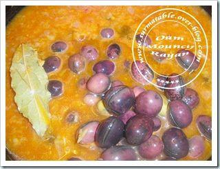 boulette aux olives mauves 4