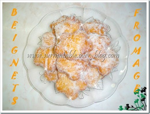 BEIGNETS AU FROMAGE 7