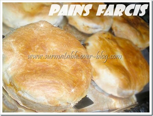 pains farcis