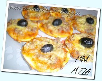 mini pizza 10