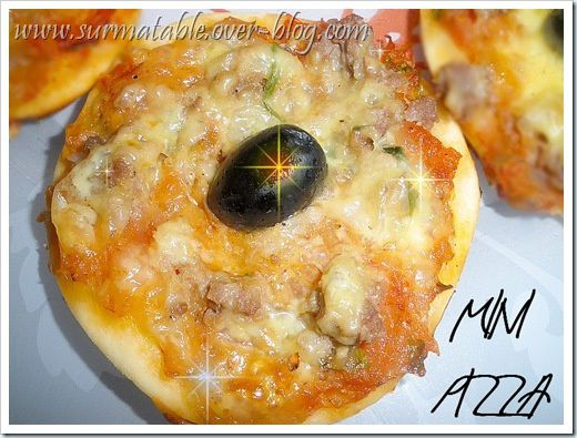mini pizza 9