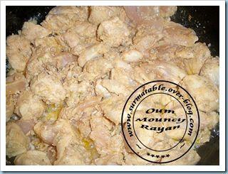 poulet sauce blanche 3