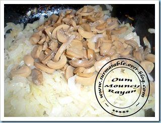poulet sauce blanche 4