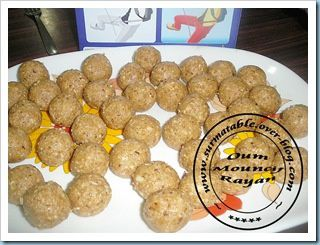 boulettes froides choco5