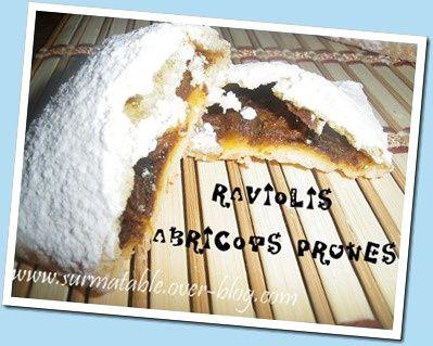 RAVIOLIS ABRICOTS PRUNES1