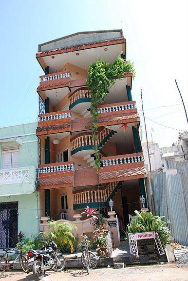 La maison de Satia où nous avons logé