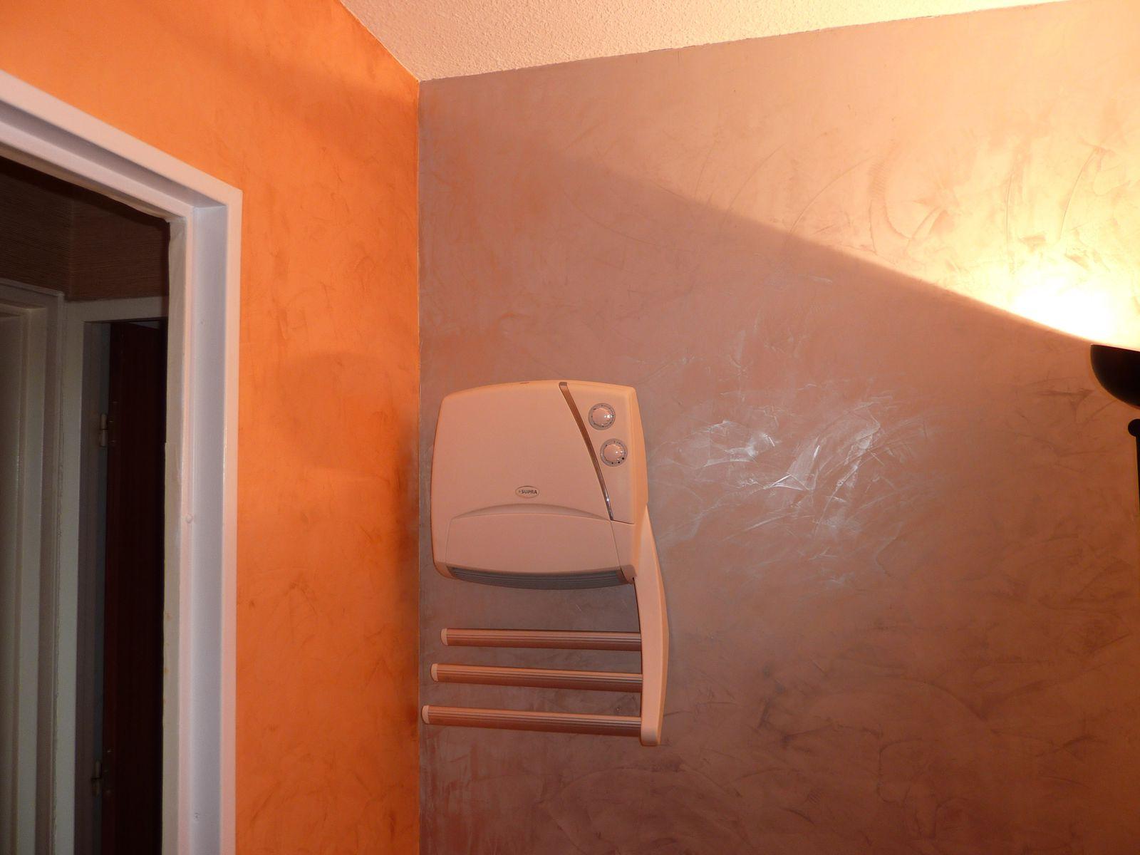 Album salle de bains enduit carenia martins renovation - Enduit salle de bain impermeable ...