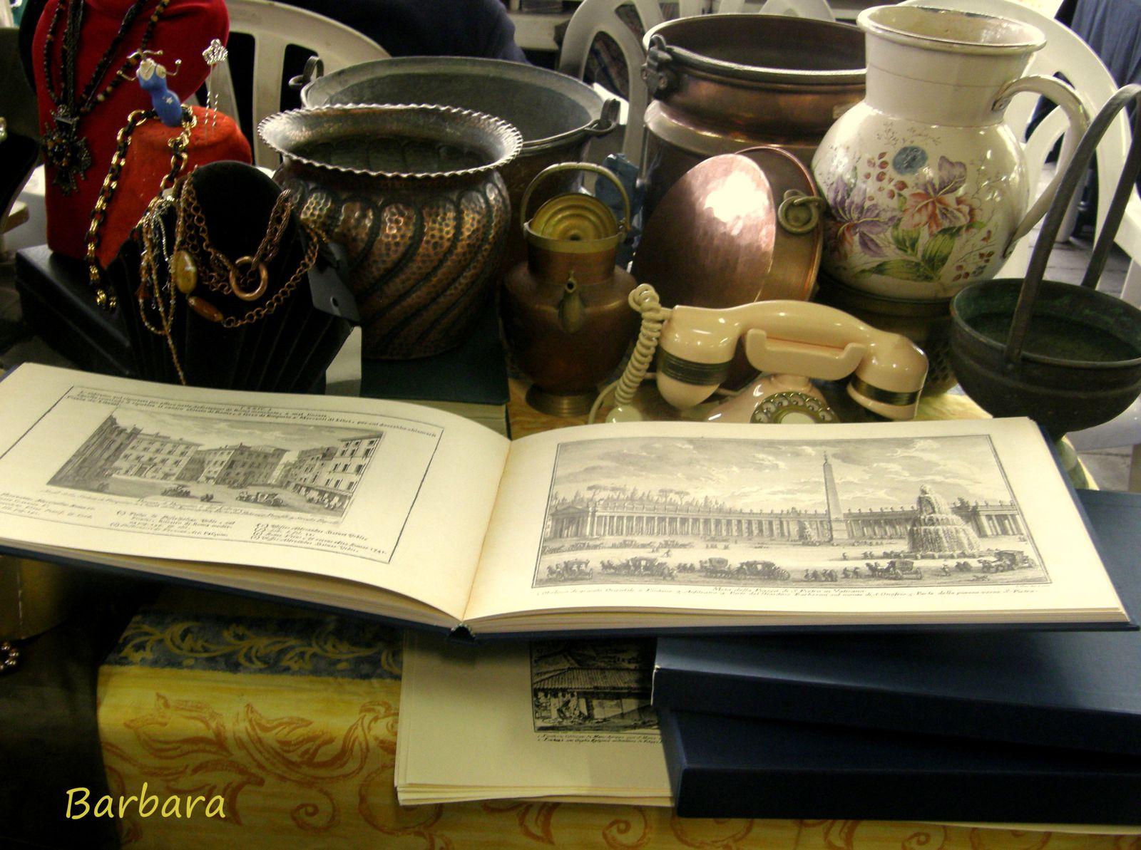 Il Borghetto Della Ceramica Roma.Roma Una Domenica Al Borghetto Il Mercato Delle Signore Itinera Barbarae