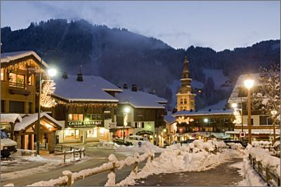 Very nice apartment for sale in the ski resort of la for Achat maison haute savoie