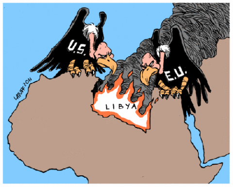 carlos-latuff-smells-like-foreign-intervention-libya-march-