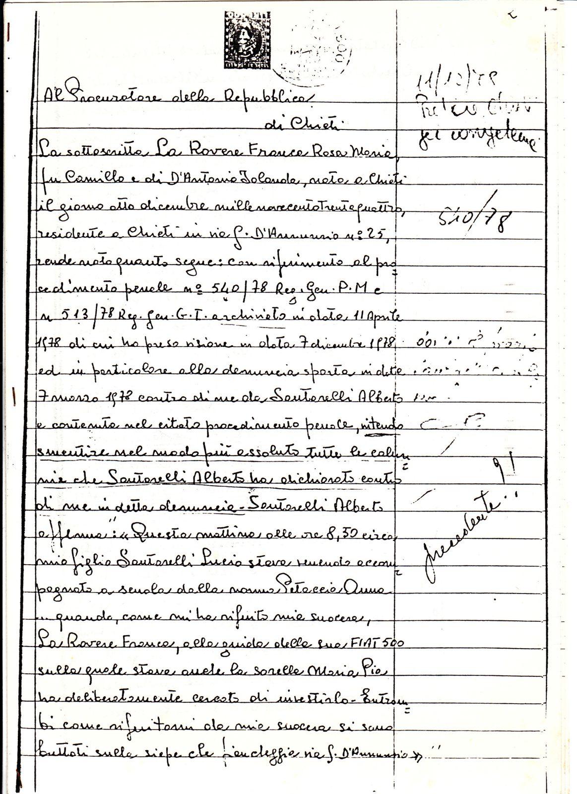 1) den. a.santarelli-a.petaccia