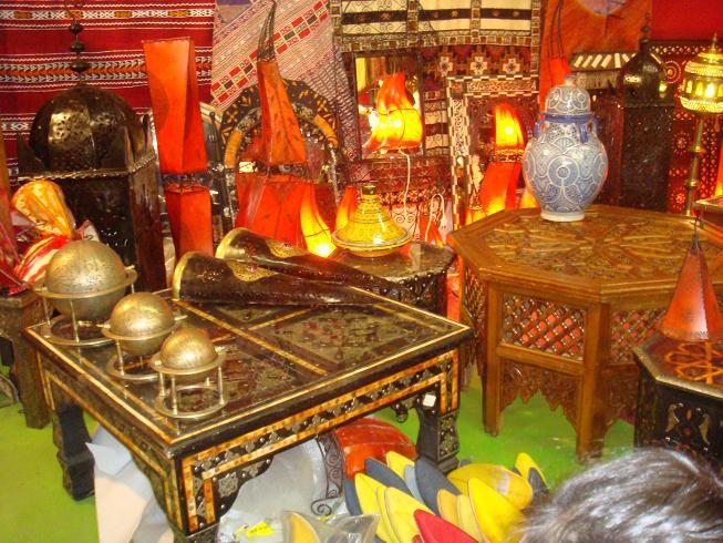 escapade au parc des expositions de montpellier la On artisanat marocain montpellier