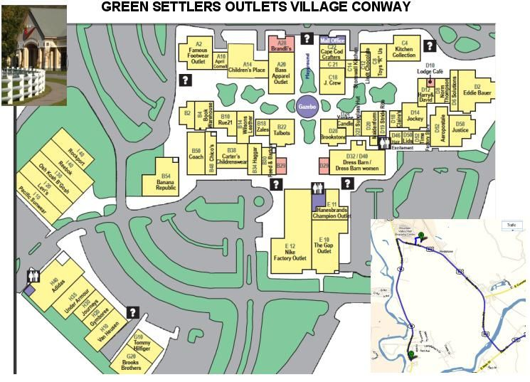 Conway Outlets