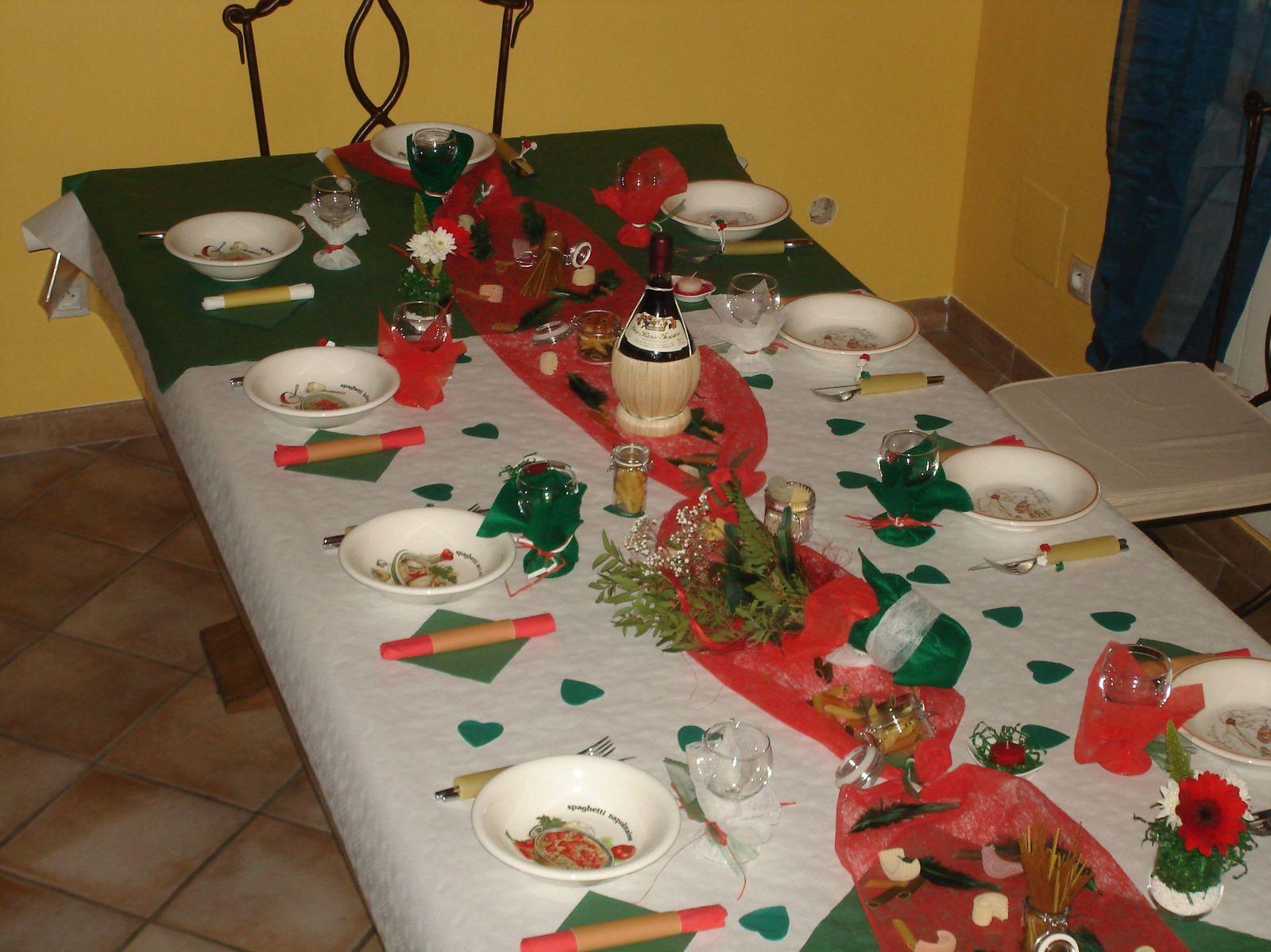 Le blog de cuisineenf tedetatieboulette la cuisine et la for Deco cuisine italienne