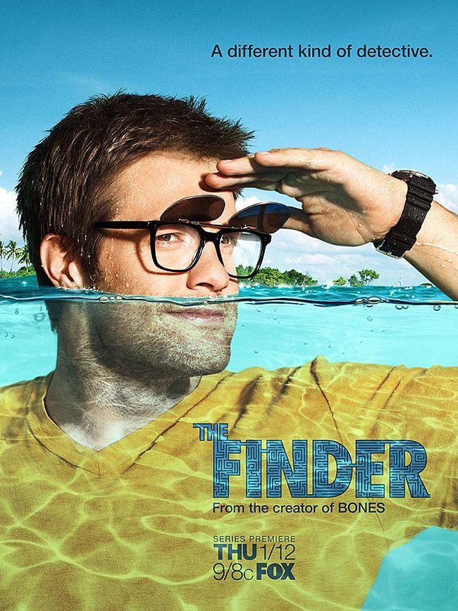 The Finder Saison 1 Episode 13 VOSTFR