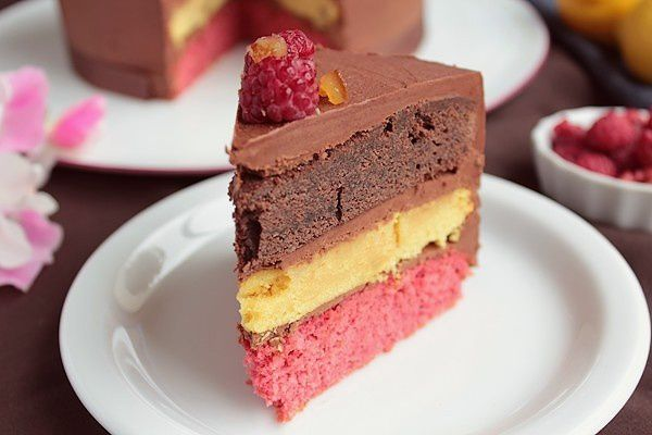 Layer Cake Chocolat Citron Framboise pour les 4 an-copie-8