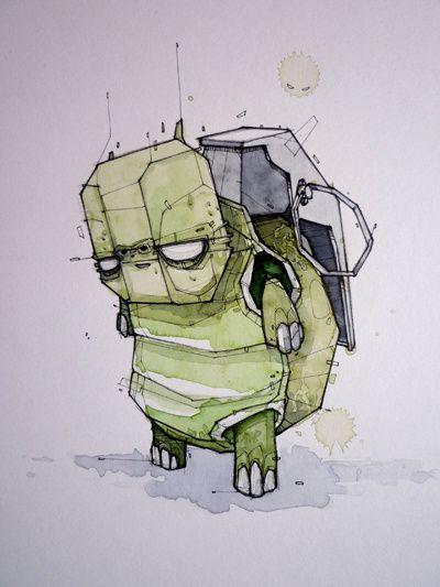 monsta-turtle