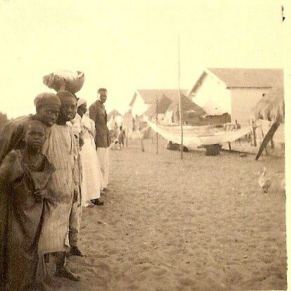 senegal 1951 plage