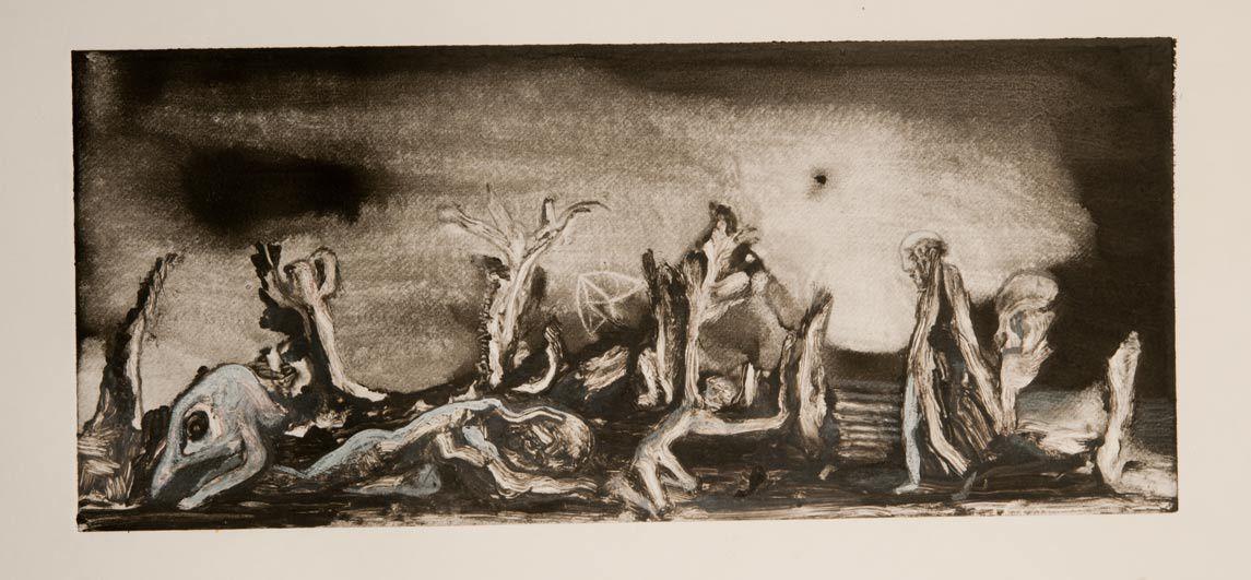 Tout doit disparaître ! Mise en scène  d'objets et d'images Galerie André Arsenec, Fort-de-France, 2012