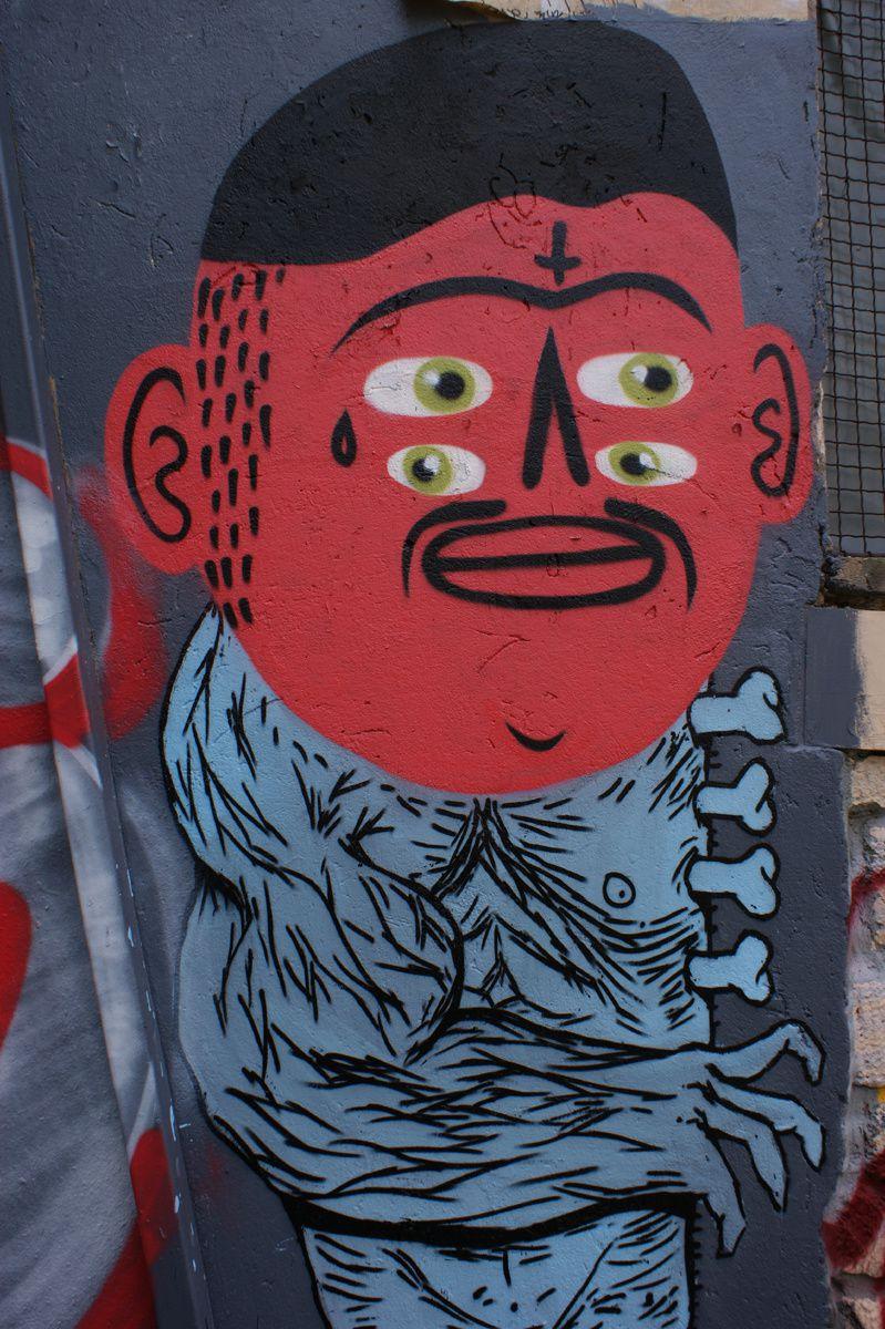 Album - Graffitis Paris Tom 025