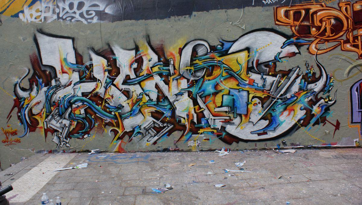 Album - Graffitis Paris Tom 026