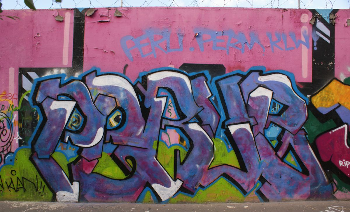 Album - Graffitis Paris Tom 027